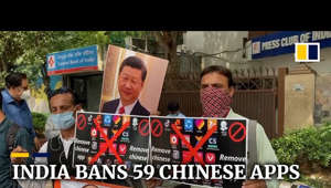 "Xi Jinping et al. posing for the camera: Subscribe to our YouTube channel for free here:  https://sc.mp/subscribe-youtube  India banned 59 Chinese mobile apps on June 29, 2020, including the popular messenger app WeChat and video-sharing app TikTok. The ban was the latest escalation of tension between India and China following a deadly border clash in mid-June that killed 20 Indian soldiers. The Indian government cited national security and privacy concerns as being behind the move, the apps were banned to ""ensure safety and sovereignty of Indian cyberspace"".  Follow us on: Website:  https://scmp.com Facebook:  https://facebook.com/scmp Twitter:  https://twitter.com/scmpnews Instagram:  https://instagram.com/scmpnews Linkedin:  https://www.linkedin.com/company/south-china-morning-post/"