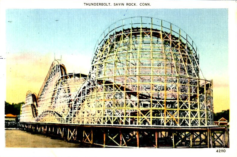 "Slide 8 of 15: While the original Luna Park was still in operation, the wooden Thunderbolt roller coaster, designed by John Miller, was built. It operated until 1982. The ruins of the original coaster was featured in a Spike Lee film titled ""He Got Game"" in 1998 in its broken-down state, as cover-art for the band Red House Painter's 1993 album and in the 2000 film ""Requiem for a Dream.""It was finally demolished in 2000."