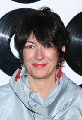Ghislaine Maxwell wearing glasses: Jeffrey Epstein was connected to many celebrities, scientists and politicians. A who's who of his network, explained.  Inner circle: Ghislaine Maxwell, Epstein's former girlfriend
