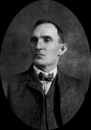 """Slide 27 of 32: Known as """"Killer Miller"""" for his ruthlessness, Jim Miller was a Wild West hit man, a professional killer said to have dispatched 12 people during gunfights—perhaps the most known homicides by one man during the era! Some say he met a suitable end, lynched by an angry mob with three other men after killing a former US deputy marshal."""