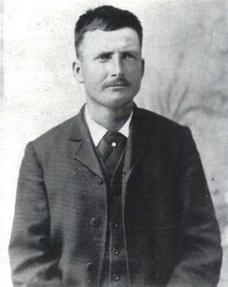 Slide 21 of 32: Alabama-born Bogan worked as a cowboy but was blacklisted in 1884 for taking part in a strike. He began rustling cattle for a living and quickly gained a reputation as a deadly gunman. Convicted of murder in 1887, Bogan was sentenced to death but escaped from jail, prompting a huge manhunt. He was never caught and his disappearance remains a mystery.