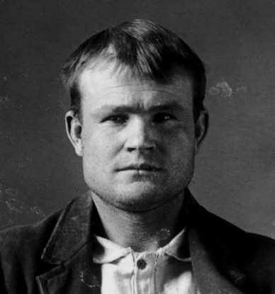 """Slide 10 of 32: Robert LeRoy Parker, better known as Butch Cassidy, made his living robbing banks and holding up trains as a member of the """"Wild Bunch,"""" a gang of outlaws that included Ben Kilpatrick, Will Carver, Harvey Logan, and Harry A. Longabaugh (the """"Sundance Kid""""). The gang's exploits were brought to the big screen in 'Butch Cassidy and the Sundance Kid' (1969)."""