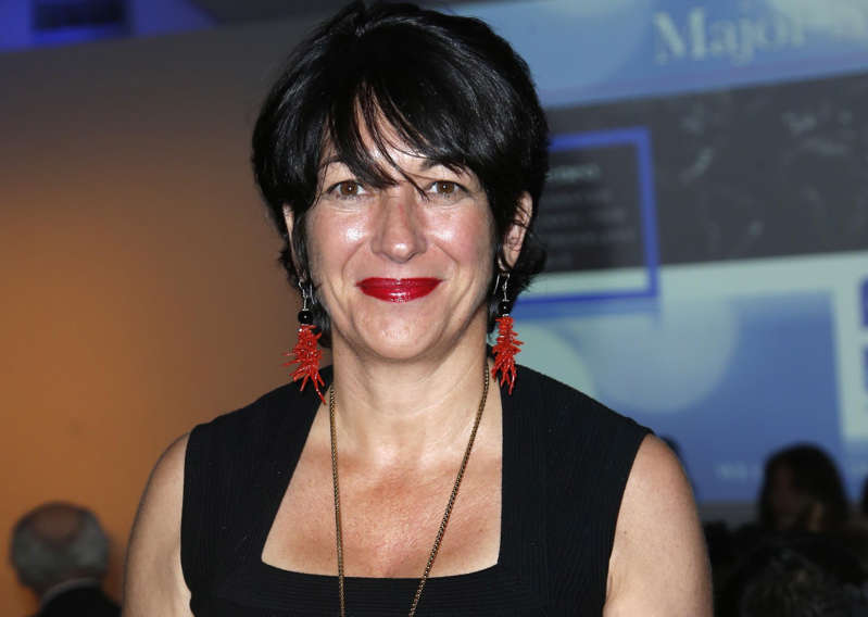 Ghislaine Maxwell attends NATIONAL URBAN TECH CENTER 2014 Gala at Three Sixty on June 11, 2014 in New York City. (Photo by Jimi Celeste/Patrick McMullan via Getty Images)