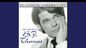 a close up of a person: Provided to YouTube by The Orchard Enterprises  Raindrops Keep Falling on my Head · B.J. Thomas  The Very Best of B.J. Thomas  ℗ 2011 Drew's Entertainment  Released on: 2011-07-19  Music Publisher: WB MUSIC Music Publisher: CASA DAVID MUSIC Music Publisher: 20th CENTURY FOX MUSIC  Auto-generated by YouTube.