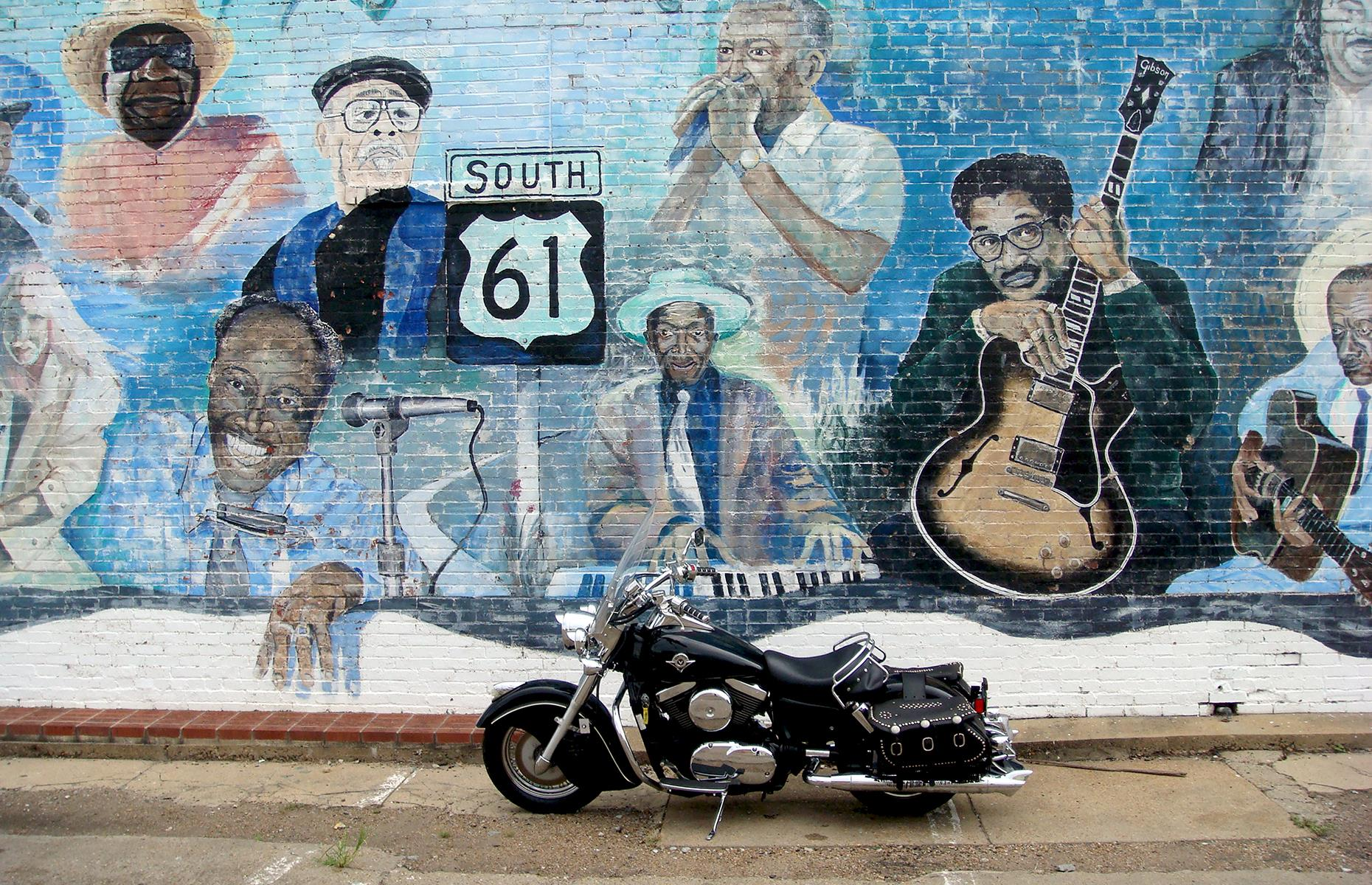 Slide 48 of 101: Beginning in Jackson, Mississippi's capital, this route explores some of the state's rich musical heritage, traveling as it does just over 200 miles (322km) on Highway 61, dubbed the Blues Highway. Though this music-rich journey involves under four hours on the road, most travelers spend a whole long weekend soaking up the sights and sounds of the trail. Vicksburg, where drivers can join the Blues Highway, lies around 45 minutes west of Jackson.