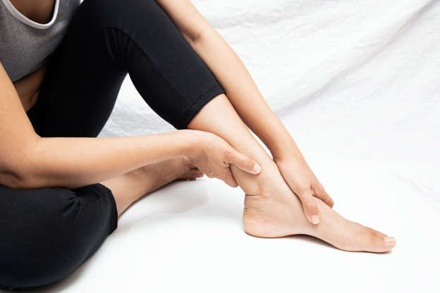 """Slide 2 of 5: According to Tom Biernacki, PDM, a podiatrist and board-certified foot and ankle surgeon, """"foot odor and foot fungus can only survive if there is dead skin or sweaty skin on your feet."""" Do you know how to get rid of those things? Give them a good wash!Now, you're doing this for reasons beyond simply not smelling. If left untended, foot and toenail fungus is likely to lead to athlete's foot or infect your nails, which may require surgery to remove them if they get seriously infected.Be sure to really scrub your feet and don't just expose them to a little hot water. """"We may miss out the part between our toes and under the nails and fungus can form, resulting in fungal infections,"""" says Chris Airey, MD, the medical director at Optimale as well as a practicing physician with the NHS. """"It's also important to keep the heel and pads of the toes moisturized or painful cracks may form."""""""