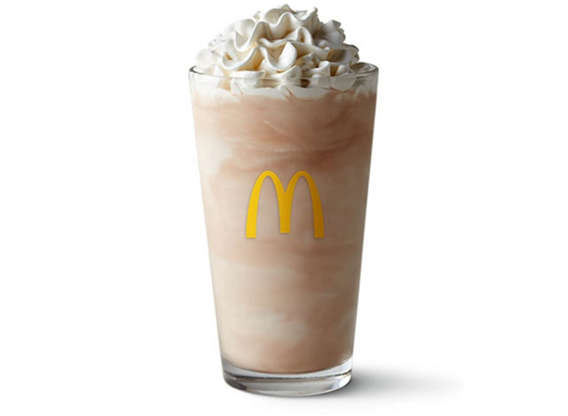 """Slide 5 of 7: The sugar content of milkshakes and hot chocolates alone should put those drinks in your crosshairs, but nutritionist Andrea Ovard, RD, a sports dietetics specialist with IdealFit, points out another correlation to fatty liver.""""Too much sugar processed in the liver is usually associated with excess calorie intake,"""" says Ovard.Is a chocolate shake your go-to order with your McDonald's cheeseburger and fries? Even before you get to count the fat and calories in the burger and French fries, a medium chocolate shake saddles you with 81 grams of sugars and 16 grams of fat (18 grams saturated) in its 620 calories. Knock that out for your liver's sake by ordering an unsweetened iced tea instead."""