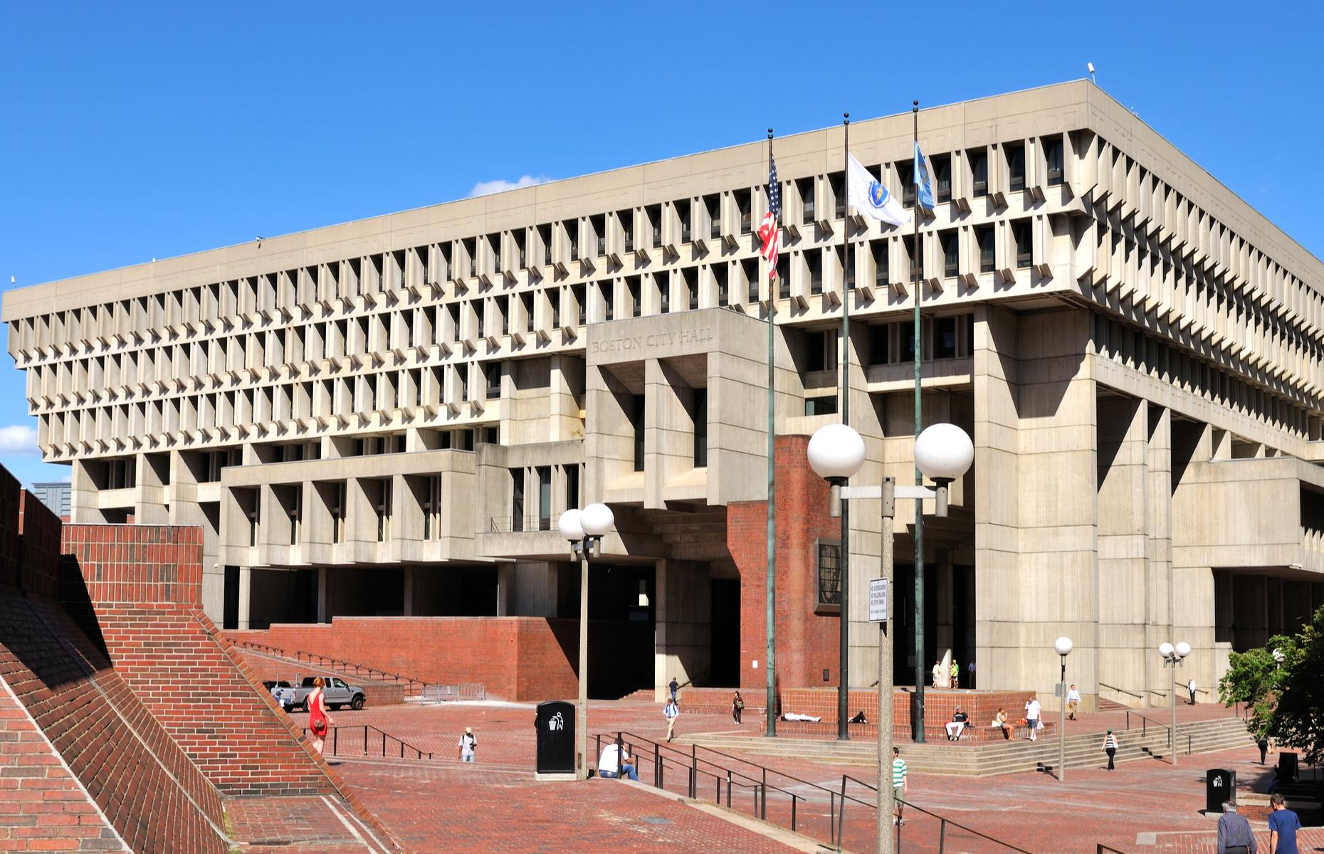 Slide 26 of 31: Boston's Brutalist City Hall is one for architecture lovers, with its vast plaza usually playing host to cultural festivals, wandering tourists and lunching locals. But even Boston residents might not know what lies beneath this public space. The plaza was built upon an abandoned subway tunnel generally off-limits to the public – around two years ago, though, 100 tickets to explore this subterranean slice of Boston's past were released, and access was granted on a first-come-first-served basis. For the rest of us, it remains a mystery.