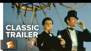 Subscribe to CLASSIC TRAILERS: http://bit.ly/1u43jDe Subscribe to TRAILERS: http://bit.ly/sxaw6h Subscribe to COMING SOON: http://bit.ly/H2vZUn Like us on FACEBOOK: http://bit.ly/1QyRMsE Follow us on TWITTER: http://bit.ly/1ghOWmt Around the World In 80 Days (1956) Official Trailer - Cantinflas, Jules Verne Movie HD  Adaptation of Jules Verne's novel about a Victorian Englishman who bets that with the new steamships and railways he can do what the title says.  Welcome to the Fandango MOVIECLIPS Trailer Vault Channel. Where trailers from the past, from recent to long ago, from a time before YouTube, can be enjoyed by all. We search near and far for original movie trailer from all decades. Feel free to send us your trailer requests and we will do our best to hunt it down.