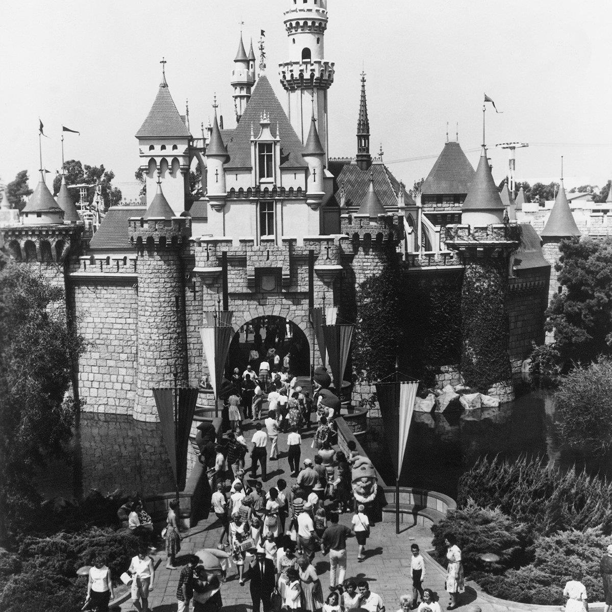 Slide 1 of 19: Disneyland opened its doors to the public on July 17, 1955. Ever since, Sleeping Beauty's Castle has welcomed kids (and kids at heart) into Fantasyland. A lot has changed since then, but some things at Disney will never change.
