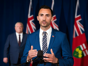 Ontario Minister of Education Stephen Lecce