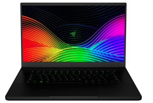a laptop computer sitting on top of a table: laptops for students razer