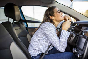 a woman sitting on the seat of a car: In pre-pandemic times, most car dealers would urge customers to come to the dealership for a test drive. And while you were there, a car salesperson would usually try to sell you on a vehicle before you had a chance to change your mind.Contactless car buying emerged as an option for customers who want to compare prices and thoroughly research their choices before buying. Although buying a car online is not a new concept, it's been surging in popularity over the past couple of months. Some car dealerships anticipate that contactless buying will be the new way of doing business in the future. Many stores have already added free home delivery for customers who want to purchase their next car online.  Related: You're probably overspending on these 6 monthly bills