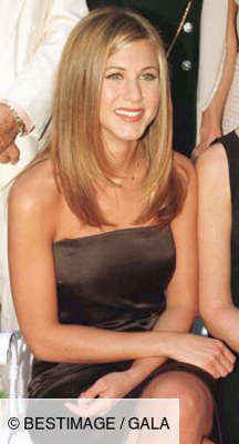 Jennifer Aniston en 1997