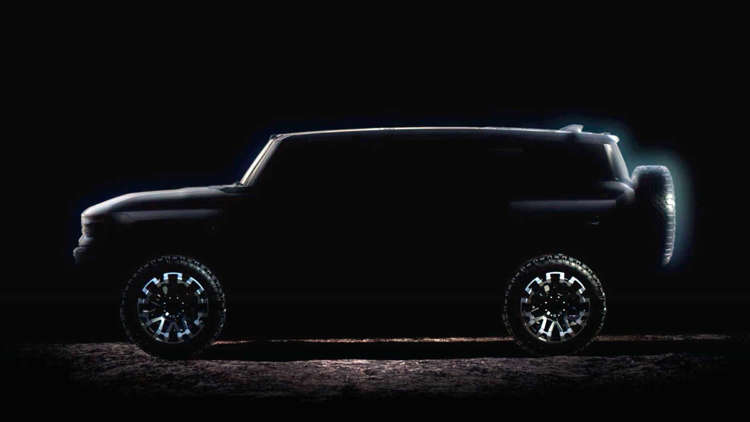Gm Planning An Off Road Invasion Following Gmc Hummer Debut