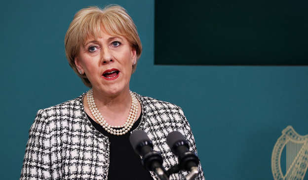 Heather Humphreys posing for the camera: Acting Minister for Justice Heather Humphreys has responded to shortfalls in Garda responses to emergency calls, insisting that 'it should not have happened'. Pic: Steve Humphreys/PA Wire