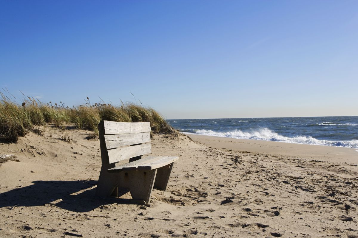 Slide 14 of 16: Connecticut's largest public beach is also one of its most popular. It includes two miles of sand along the relatively calm waters of the Long Island Sound, making it great for families. Shop Now The Copper Beech InnShop Now Christy's of Madison