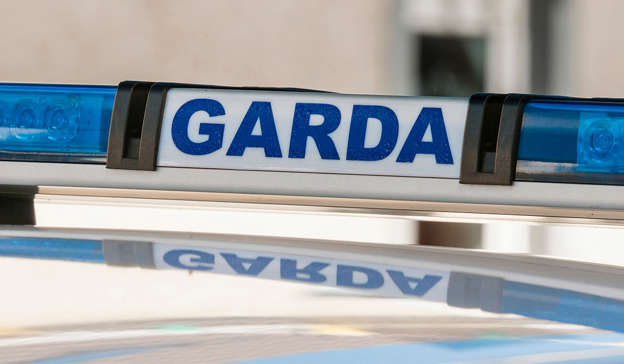 a blue and white sign: Garda Band members receive what one member described as 'rudimentary' training on entering the force. Pic: Shutterstock
