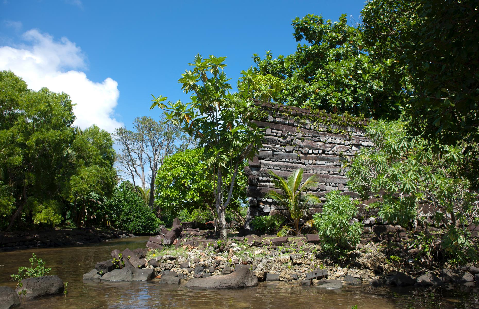 "Slide 31 of 53: More than 100 islets off the coast of Pohnpei, which house the ruins of stone palaces, temples and tombs, make up the ceremonial site of Nan Madol in Eastern Micronesia. Dating from AD 1200 to 1500, they were the ceremonial center of the Saudeleur dynasty. According to UNESCO, they reveal a great deal about ""the complex social and religious practices of the Pacific island societies of the period"". In 2016, Nan Madol was listed ""in danger"" due to mangrove overgrowth, storm surge and stonework collapse. Now take a look at the world's most mysterious stone circles."