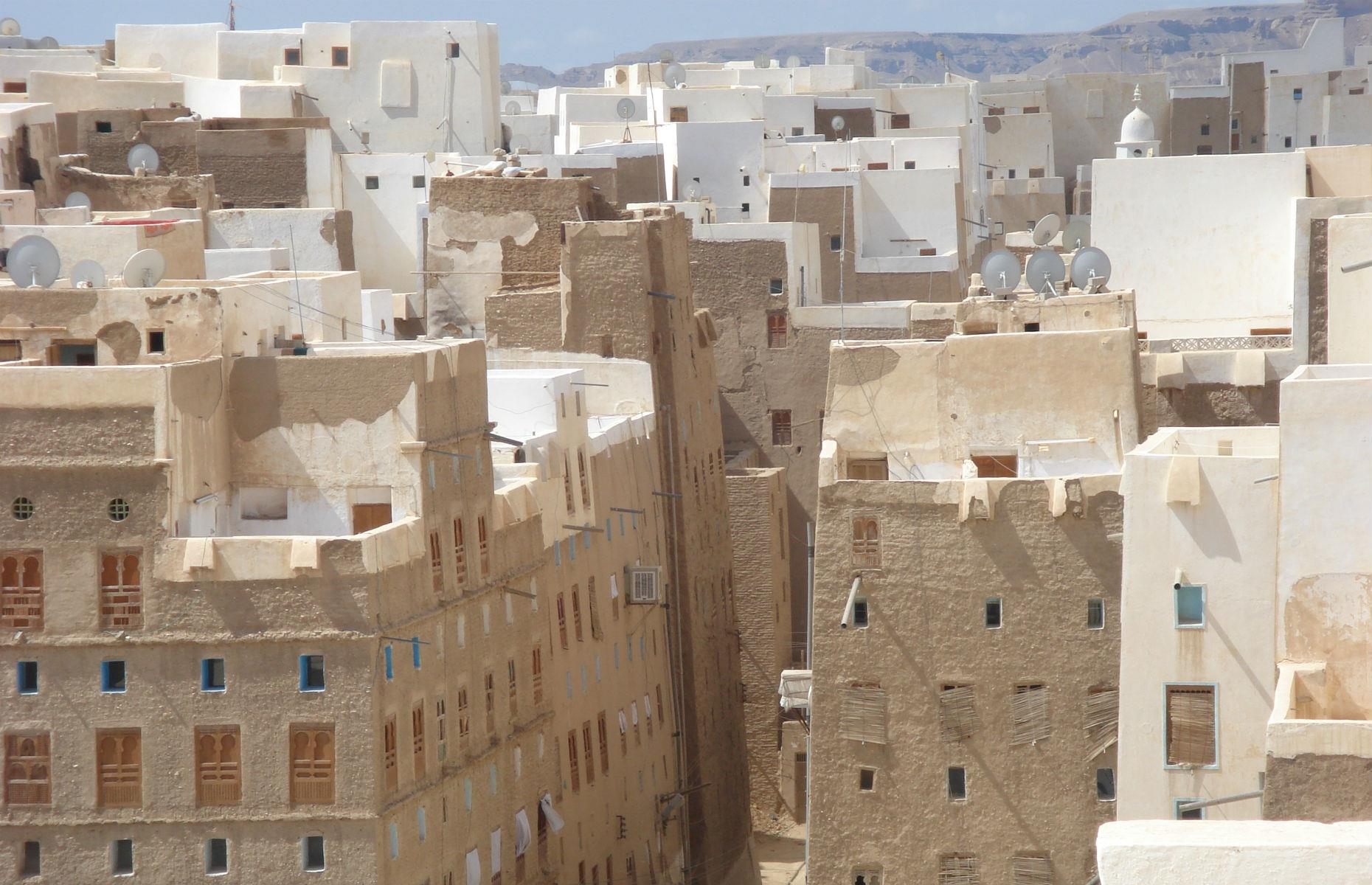 "Slide 53 of 53: Nicknamed ""the Manhattan of the desert"", the 16th-century city of Shibam, surrounded by a wall, is hailed by UNESCO as ""one of the oldest and best examples of urban planning based on the principle of vertical construction"". But the city is under threat due to armed conflict in the country. UNESCO placed the city on the List of World Heritage in Danger in 2015, with the director-general Irina Bokova saying: ""In addition to causing terrible human suffering, these attacks are destroying Yemen's unique cultural heritage."" Now discover the amazing World Heritage Sites no one visits"