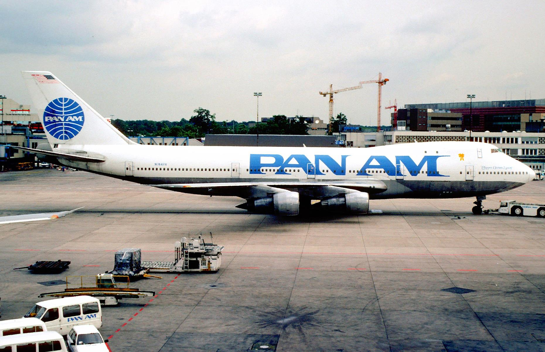 Slide 44 of 54: This increased competition didn't help long-standing carriers such as Pan American World Airways. The struggle to compete with budget rivals – as well as the 1973 oil crisis, a well-publicized hijacking and some devastating crashes – led to Pan Am's demise. The airline finally collapsed on 4 December 1991, a significant milestone in the history of commercial aviation.
