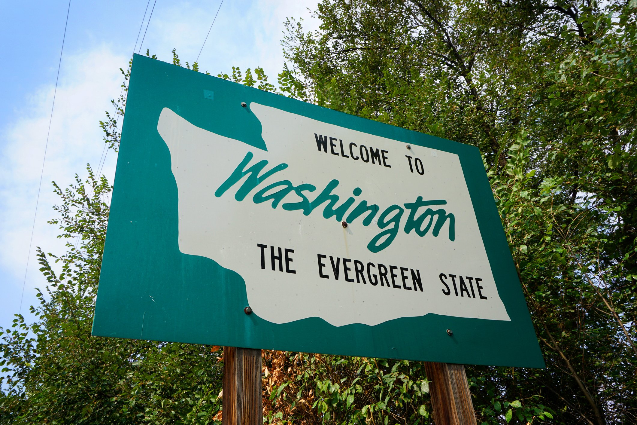 Slide 48 of 51: Washington is the only state to be named after a U.S. president.