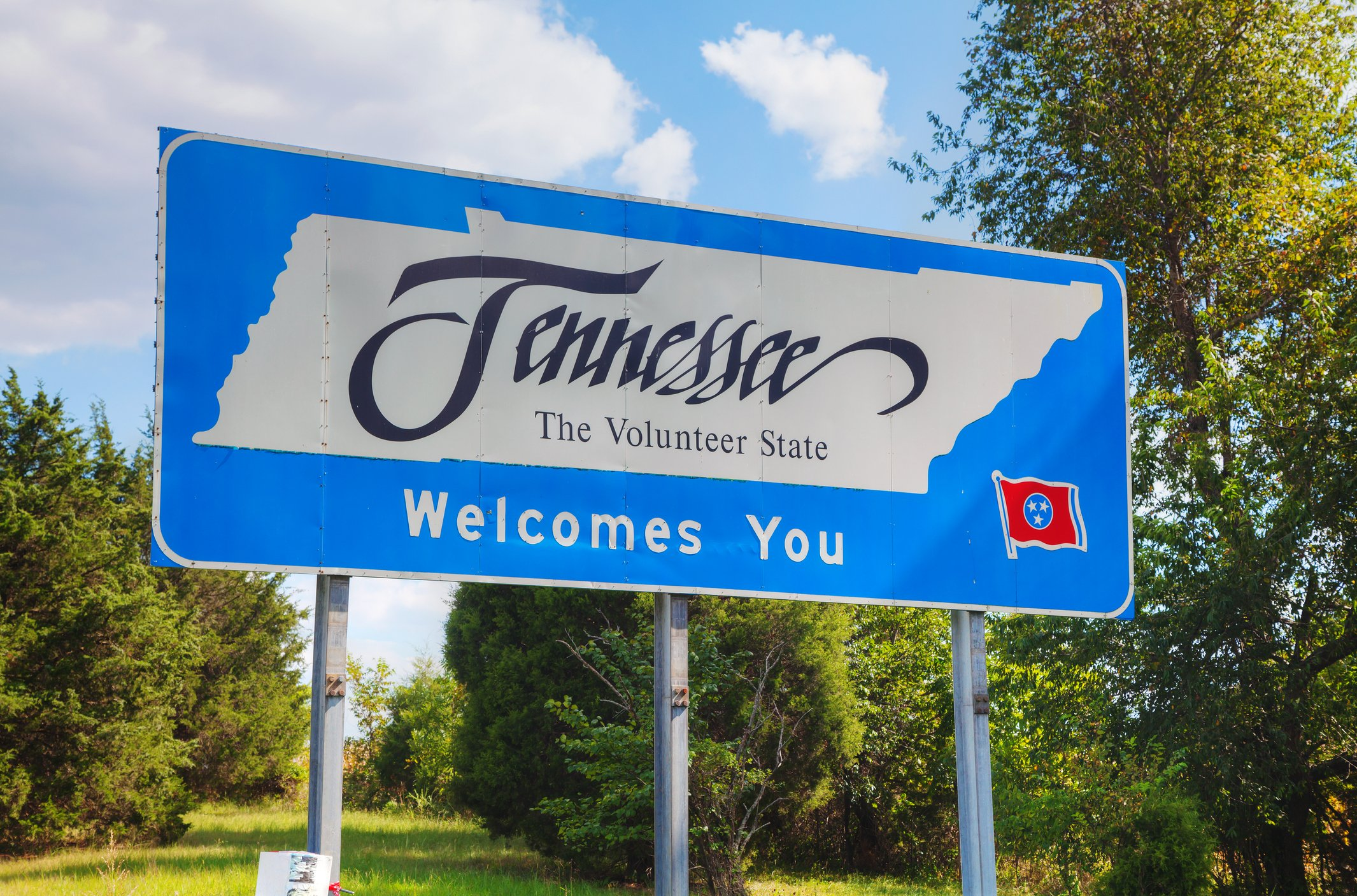 Slide 43 of 51: Tennessee is known for the volunteer state because during the War of 1812, thousands of men from Tennessee men willingly went to fight against the British.