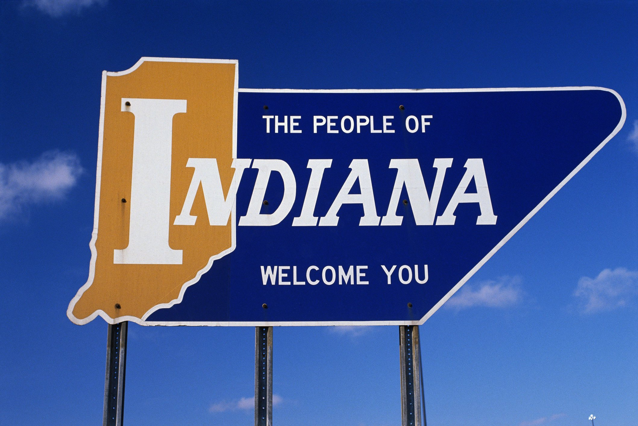 Slide 15 of 51: The people of Indiana are called Hoosiers, and the state is even referred to as the Hoosier state, but no one truly knows what Hoosier means. Check out these state facts that everyone gets wrong.