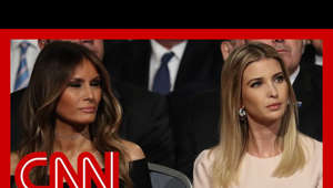 CNN's Kate Bennett reports on the relationship between First Lady Melania Trump and Ivanka Trump while in the White House.  #CNN #News