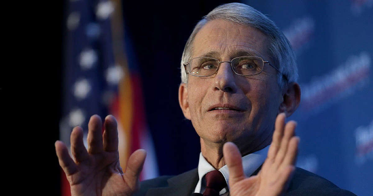 Dr. Fauci Warns: Don't Go Here, Ever
