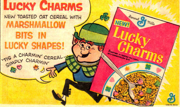 Slide 1 of 32: Breakfast cereals have filled cupboards, graced kitchen tables and been munched by people getting dressed/looking for their keys/rushing out the door since the mid-1800s. From the first manufactured cereal, Granula – so tough on the teeth it had to be soaked overnight – to the novelty cereals of the 1980s and 1990s, they've also reflected the times. Here's a selection box of delights through the years, from classics invented the decade you were born to varieties that spiked in popularity.