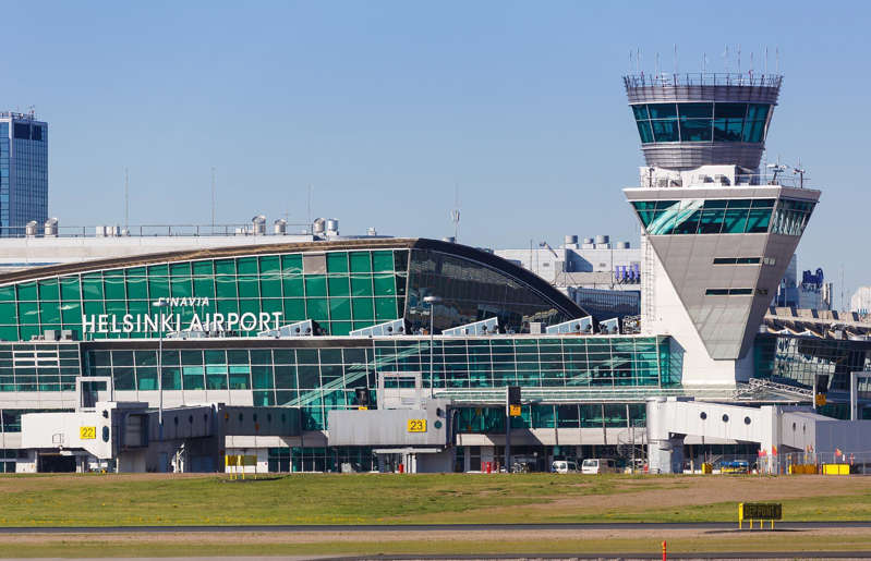 a large ship parked in front of a building: With more than 9,000 airport codes issued by the International Air Transport Association (IATA), there are some we recognise instantly, like JFK and LAX, but some airports have not been quite so lucky. Here we take a look at some of the most comical, unconventional or unintentionally rude abbreviations given to airports across the world. Turns out you can even fly from HEL to CIA...