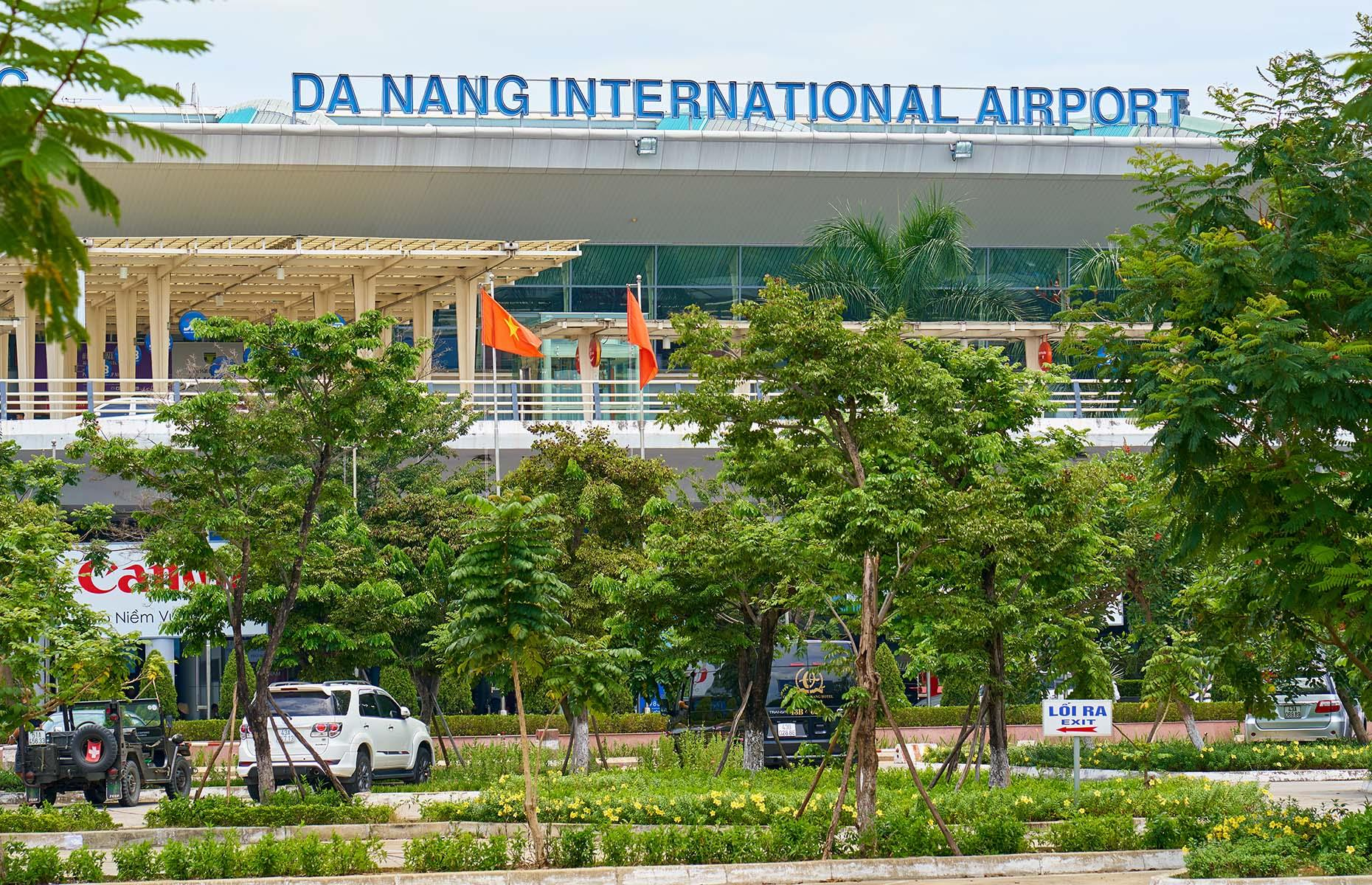 Slide 7 of 20: A fitting list to include a DAD joke, this is the airport code for the Da Nang International Airport in Vietnam. Funnily enough, there is also MOM – Letfotar Airport in Moudjeria, Mauritania.