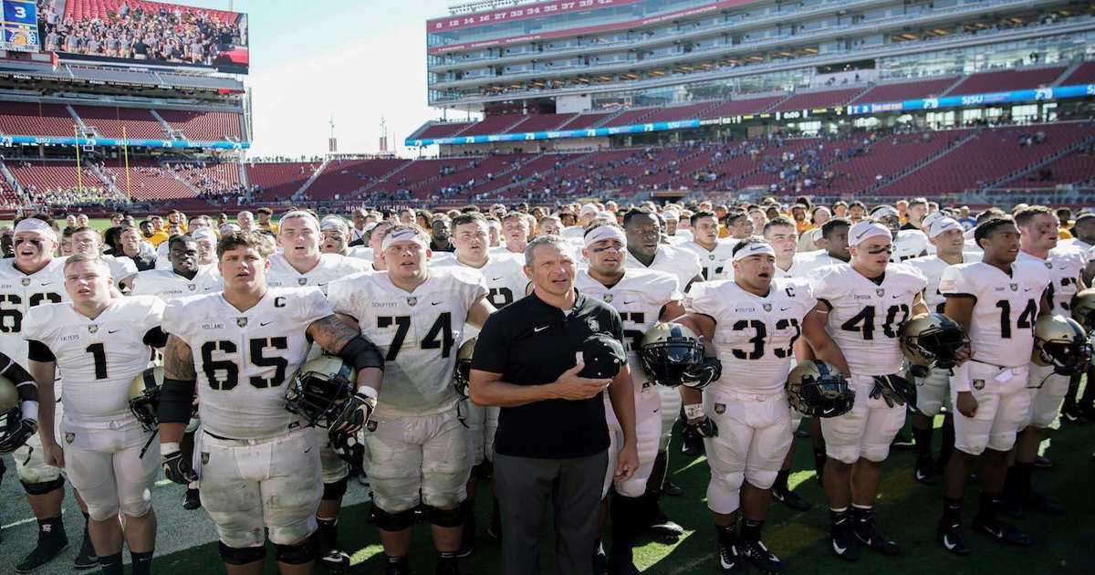 Watch Army West Point Vs Georgia Southern How To Live Stream Tv Channel Start Time For Saturday S Ncaa Football Game