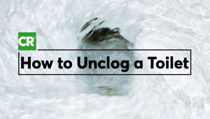 How to Unglog a Toilet the Right Way