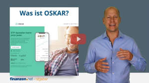 Video: OSKAR Erfahrungen - der intelligente ETF-Sparplan im Test