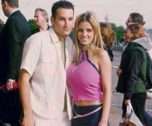 Katie Price et al. posing for the camera: Dane Bowers Katie Price