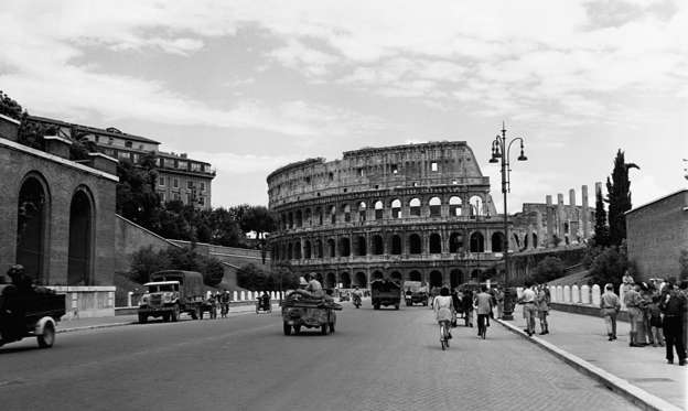 Slide 1 of 51: Ever wondered what the Colosseum, Grand Canyon or Taj Mahal looked like before they became the popular attractions we recognise today? We've rounded up the most interesting vintage photos from the late 1800s to the 1990s to show you these tourist hot spots in times gone by.