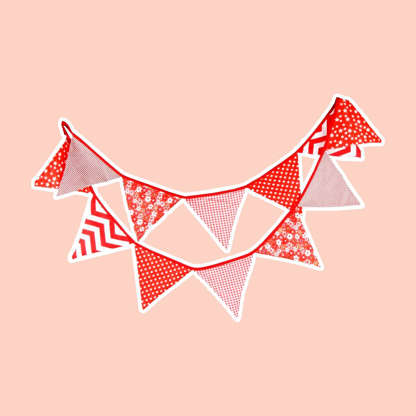 Slide 3 of 10: For a more subtle way to decorate for Labor Day, this pennant banner is the perfect touch. It features the official print of summer (gingham, like a picnic tablecloth) plus a handful of other patterns to close out the season in style. Then, store it for the winter and break it out again for all of next summer's parties, too. If you waited until the last minute to get decorations, these are the stores that are open on Labor Day. Shop Now