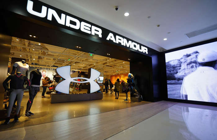 11 of 30 Photo in Gallery: In light of the US-China trade War, American sportswear and casual apparel company Under Armour has mapped out a plan to reduce its reliance on manufacturing in China in favor of countries such as Vietnam, Jordan, the Philippines and Indonesia. The company is aiming to source just 7% of its products from China by 2023, down from 18% in 2018.
