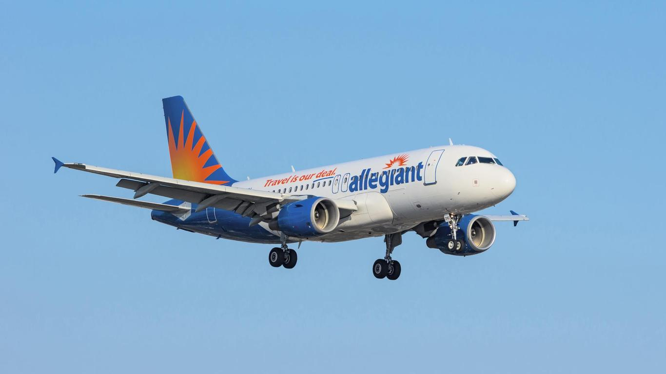 Slide 3 of 10: Allegiant will operate twice-weekly flights between Boston and Sarasota, Florida; Phoenix and Santa Maria, California; Palm Springs and Boise, Idaho and Denver and Provo, Utah beginning November 19. On November 20, the carrier will launch twice-weekly service to Punta Gorda, Florida from Houston and Chicago in addition to flights between Palm Springs and Eugene, Oregon. Allegiant's seasonal service between Nashville and Bozeman is scheduled to start on November 21.