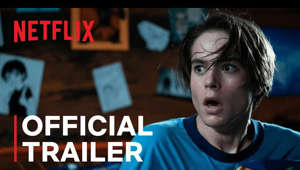 a person in a blue shirt: Two years after defeating a satanic cult led by his babysitter Bee, Cole's trying to forget his past and focus on surviving high school. But when old enemies unexpectedly return, Cole will once again have to outsmart the forces of evil.  SUBSCRIBE: http://bit.ly/29qBUt7  About Netflix: Netflix is the world's leading streaming entertainment service with 193 million paid memberships in over 190 countries enjoying TV series, documentaries and feature films across a wide variety of genres and languages. Members can watch as much as they want, anytime, anywhere, on any internet-connected screen. Members can play, pause and resume watching, all without commercials or commitments.  The Babysitter: Killer Queen | Official Trailer | Netflix https://youtube.com/Netflix  Two years after Cole survived a satanic blood cult, he's living another nightmare: high school. And the demons from his past? Still making his life hell.