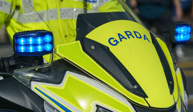 a close up of a helmet: As part of an operation to target the blackmail and extortion plot, Gardai conducted a number of stop and searches on four cars that had been identified in the area. Pic: Shutterstock