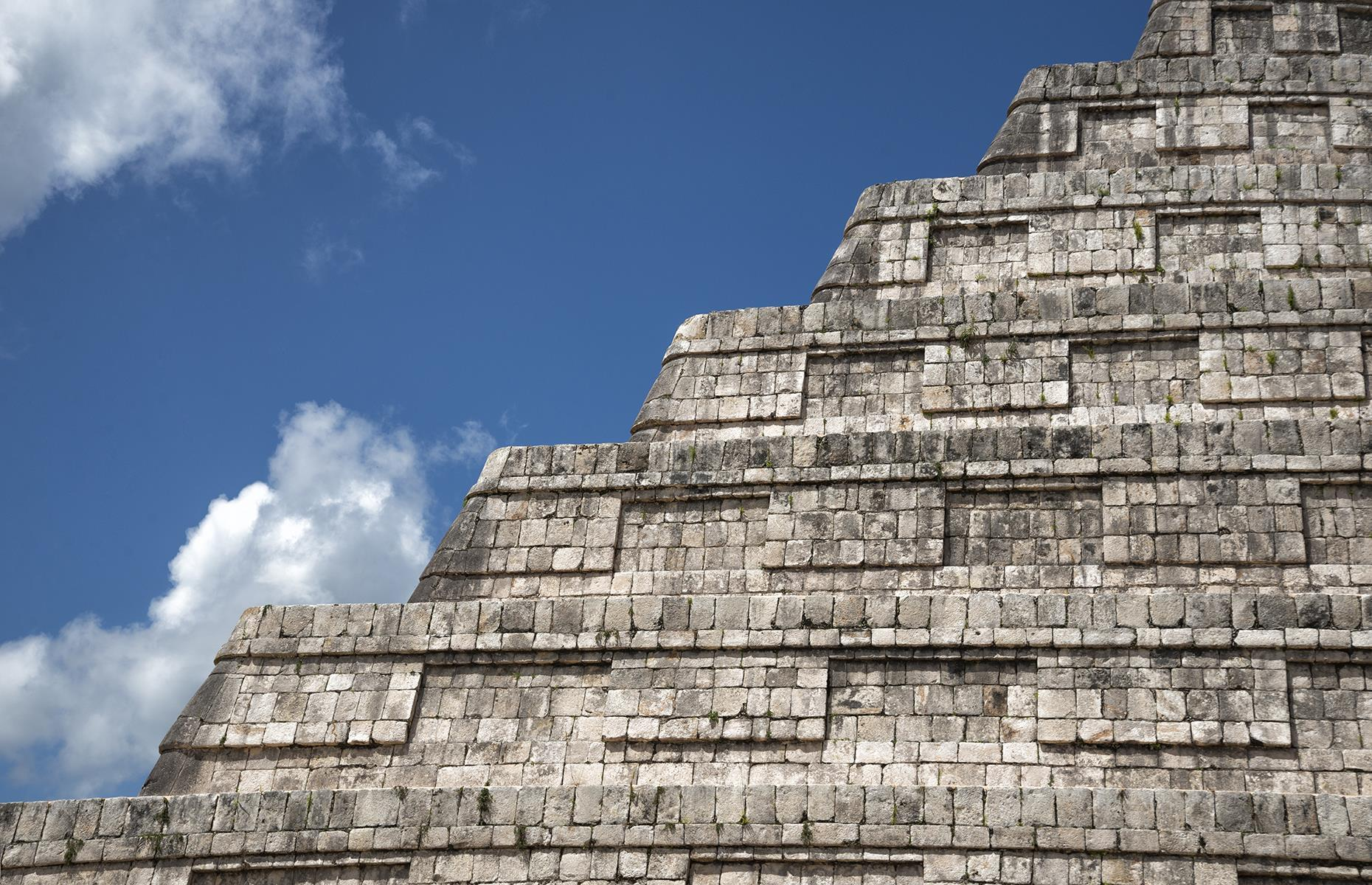 Slide 36 of 53: Built by the Maya people in modern-day Mexico, this structure was once part of one of the largest Maya cities. It's also one of the most visited archaeological sites in the world.