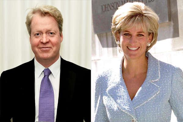 Charles Spencer On Childhood Trauma Alongside Sister Princess Diana We Were In It Together