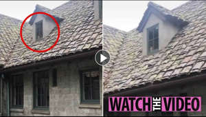 "Creepy footage appears to capture the face of a ghostly child peering out of the window of a ""haunted house.""  The footage was captured by a mum out on a hike who sent a video of a beautiful old abandoned mansion to her daughter with a sweet running commentary.  But on closer inspection, her daughter discovered an eerie face in one of the windows.TikTok user @rebabeba, also known as Rebecca, shared the haunting video on her account, where it quickly went viral.  ""My mom sent me this video of a mansion she found on a hike and I just noticed a FACE in the window. wtfff #haunted,"" she captioned her post.Her mum's innocent running commentary can be heard as she scans the ivy covered stone facade and charming slanted roof. www.copypasteads.com"
