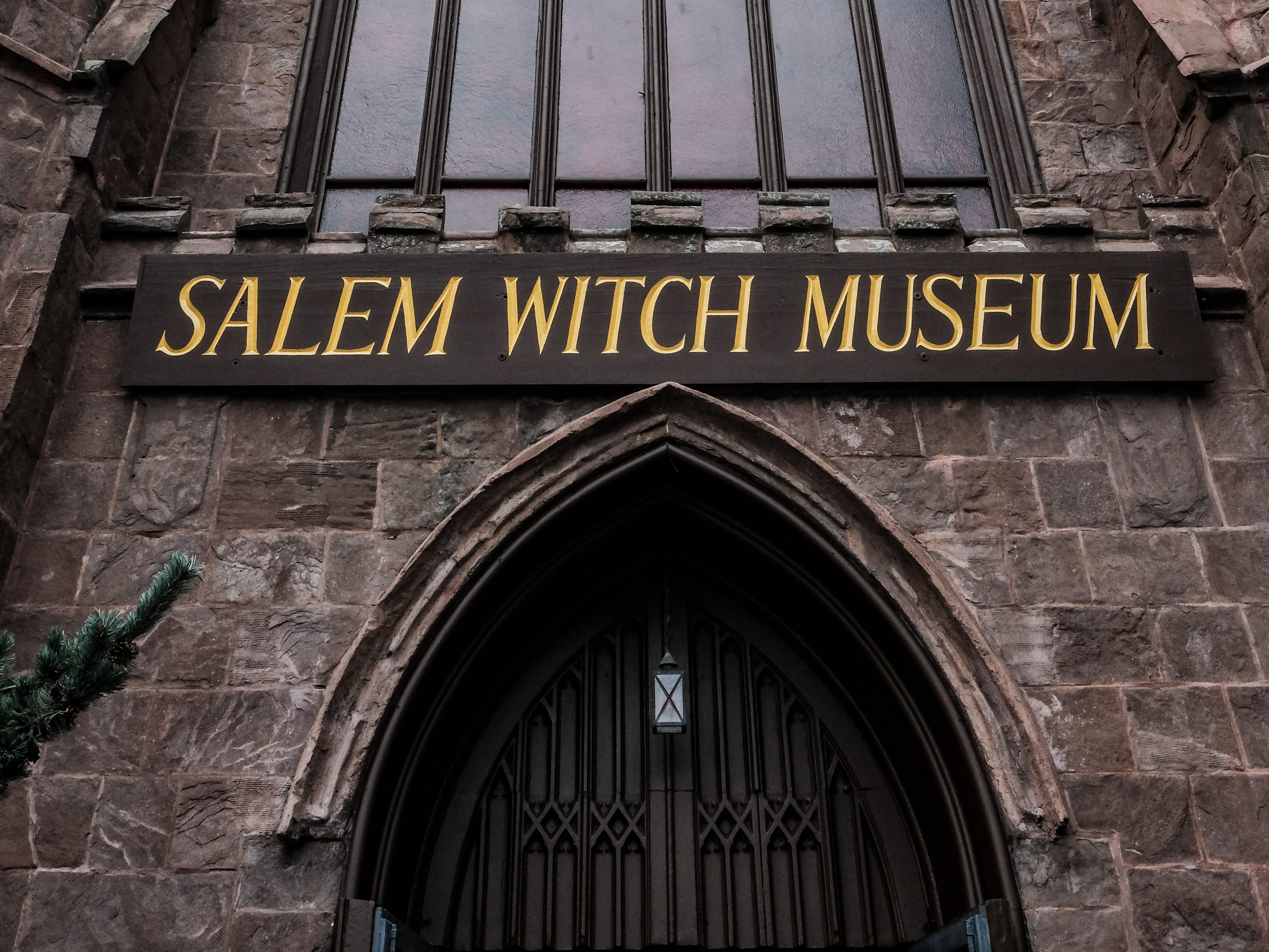 Slide 9 of 17: The city of Salem in Massachusetts comes alive in the fall. It may be a little more crowded than some of the other destinations on the list, but there's so much to do.The town is home to the historic Salem Witch Trials that occurred back in the 1600s, making it full of spooky history. There are ghost tours, graveyard tours, and haunted attractions to check out, and everything is right on the water, so you're sure to see some gorgeous views.