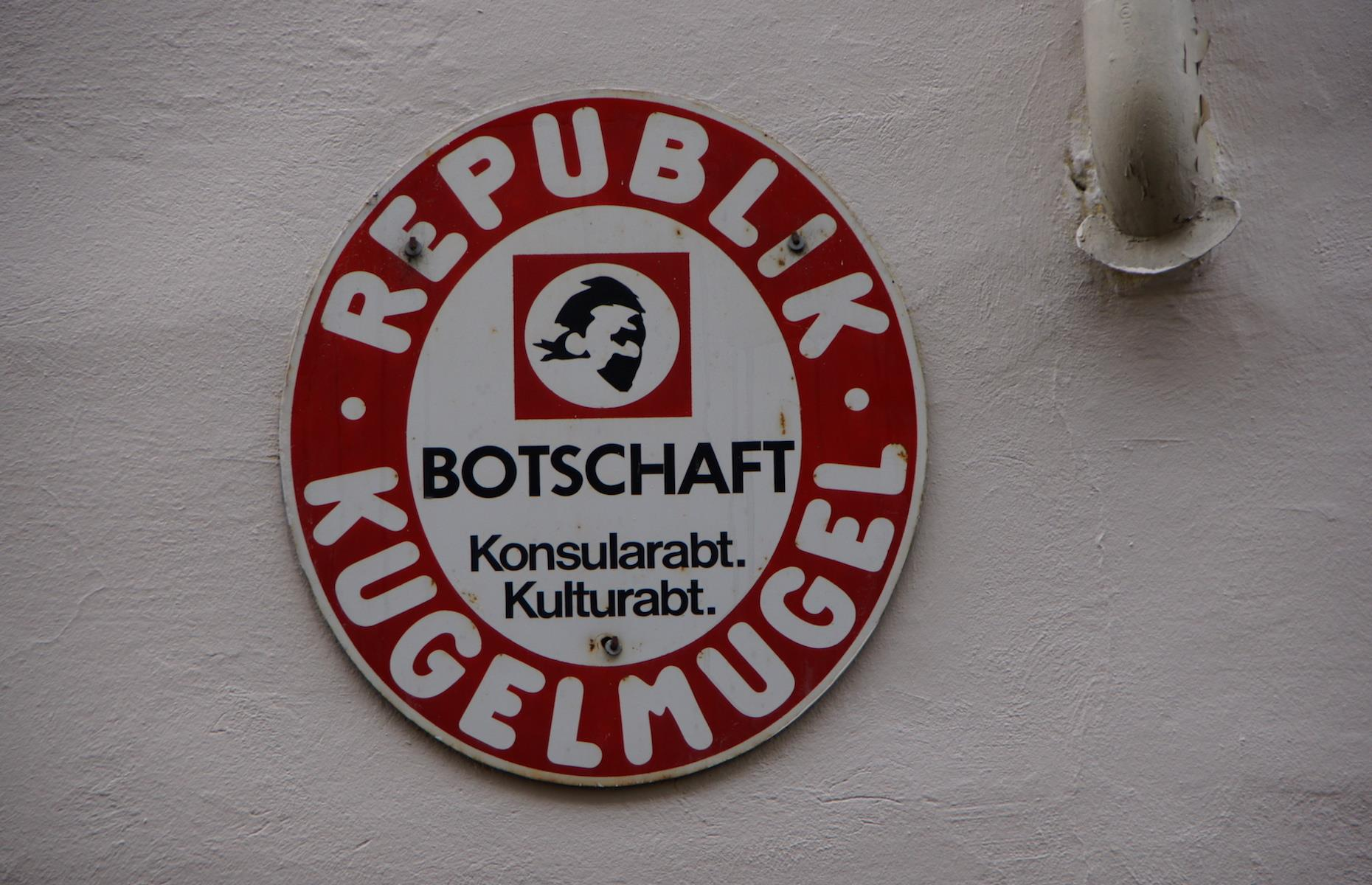 Slide 11 of 26: The eye-catching house has the only address within the Republic of Kugelmugel: Antifaschismus-Platz 2 (2 Anti-Fascism Square). It's since been officially recognized by the city of Vienna. Take a look at these time warp hotel rooms from a bygone era.