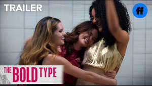 "Don't miss the series premiere of The Bold Type Tuesday, July 11th at 9/8c on Freeform!  Watch Full Episodes of #TheBoldType on #Freeform: https://freeform.go.com/shows/the-bold-type  SUBSCRIBE: https://www.youtube.com/freeformnetwork?sub_confirmation=1  About THE BOLD TYPE: ""The Bold Type"" reveals a glimpse into the outrageous lives and loves of those responsible for the global women's magazine, ""Scarlet."" The rising generation of Scarlet women leans on one another as they find their own voices in a sea of intimidating leaders. Together they explore sexuality, identity, love and fashion. ""The Bold Type"" will have a special two-hour premiere on TUESDAY, JULY 11, at 9:00 p.m. EDT. The series stars Katie Stevens, Aisha Dee, Meghann Fahy, Sam Page, Matt Ward and Melora Hardin as Jacqueline, editor in chief of Scarlet Magazine. The series has started production in Montreal, Canada. ""The Bold Type"" is executive produced by Sarah Watson, David Bernad, Ruben Fleischer, Victor Nelli Jr. and Joanna Coles. Holly Whidden and Matt McGuinness are co-executive producers. The series is a Universal Television and The District production.   Connect with THE BOLD TYPE: http://freeform.go.com/ Like THE BOLD TYPE on FACEBOOK:  https://www.facebook.com/TheBoldTypeTV/ Follow THE BOLD TYPE on TWITTER: https://twitter.com/TheBoldTypeTV Follow THE BOLD TYPE on INSTAGRAM: https://www.instagram.com/theboldtypetv/ Follow THE BOLD TYPE on TUMBLR: https://theboldtypetv.tumblr.com/ Follow THE BOLD TYPE on PINTEREST: https://www.pinterest.com/theboldtype/ Follow THE BOLD TYPE on SNAPCHAT: TheBoldTypeTV  About Freeform: Part of Disney