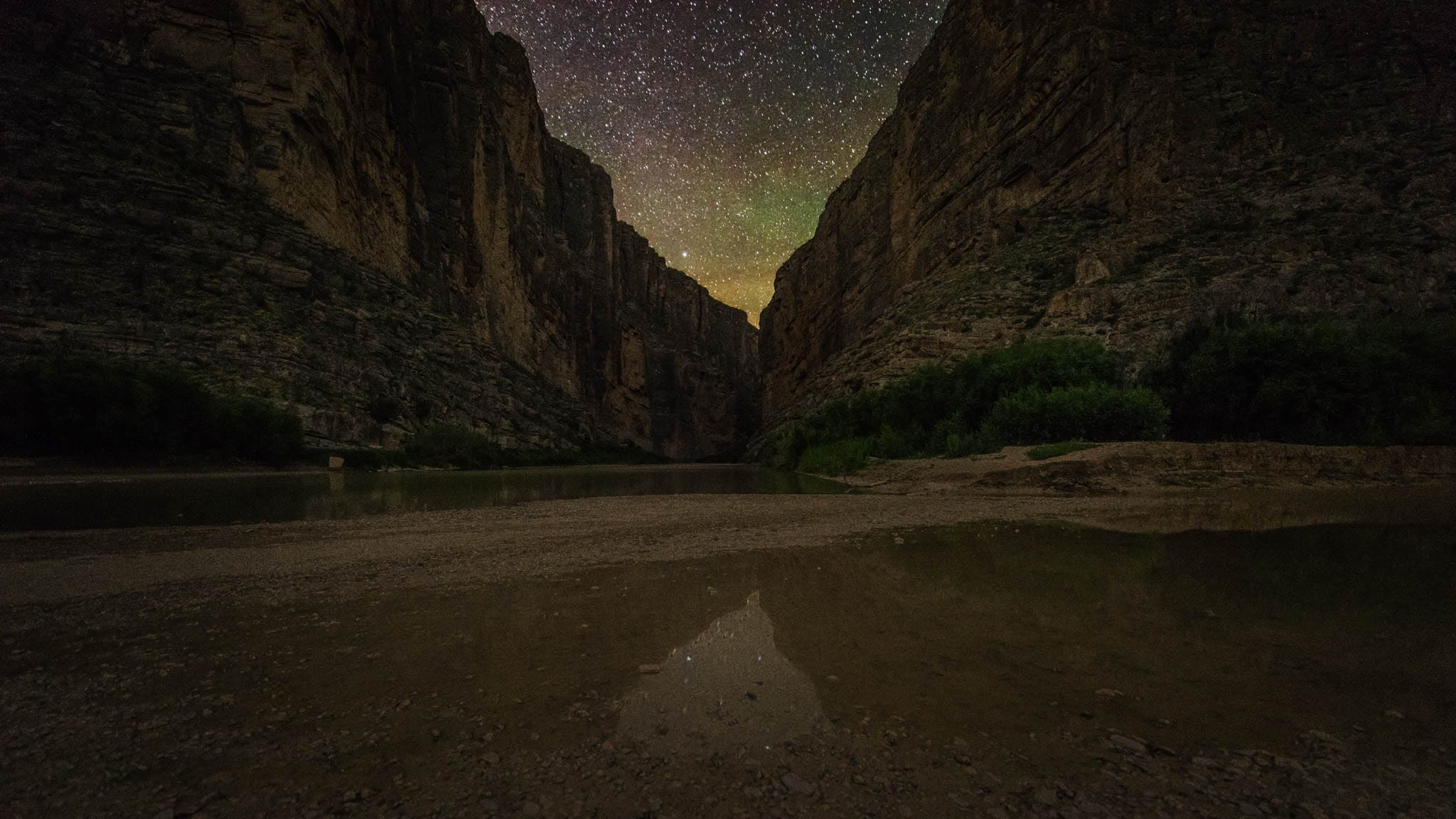 Slide 8 of 9: No. 2: Big Bend National Park in Texas